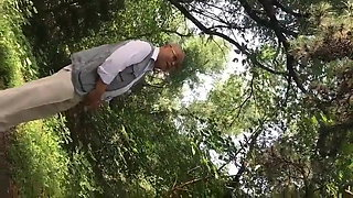 Nice Asian Daddy Piss