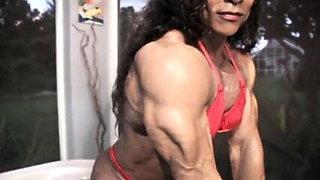 N.L. sexy bath muscle fbb