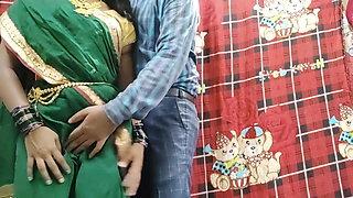 Marathi girl hard fucking, Indian maid sex at home, video