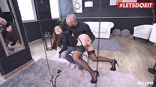HER LIMIT - Extreme Pussy Drilling For Perfect Ass Teen