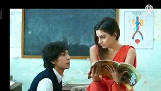 Hot Indian Teacher ke ghar jake puri garmi nikali student ne
