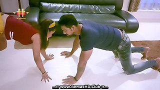 Indian Web Series Erotic Short Film Trainer Uncensored
