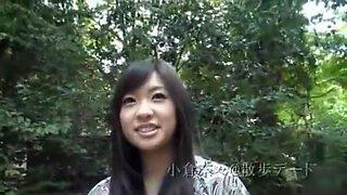 Best Japanese chick Nana Ogura in Crazy Wife, Compilation JAV movie