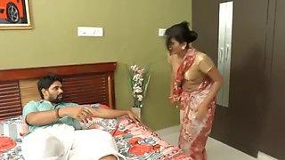 Maid violated