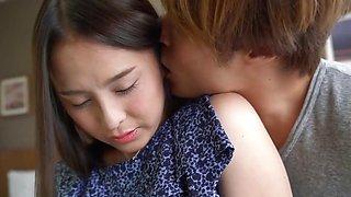 Asian Busty Milf Crazy Sex Scene