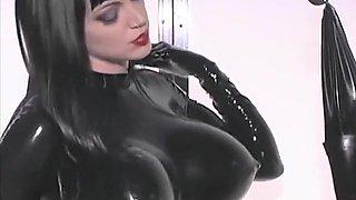 Hottest homemade Femdom, Fetish porn clip