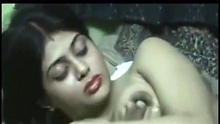 Beautiful Indian college girl having sex with bf