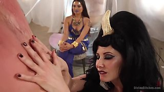 Kip Jo - Hard Sex With Maitresse Madeline And Lorelei Lee
