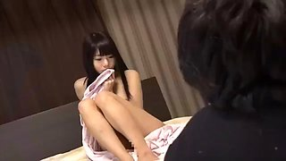 Father promise to rubbed only but it turn to raw insertion 4