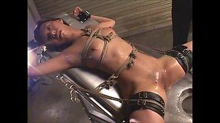 jav - fucking machine orgasm 7