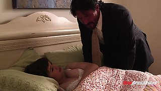 Dad And His Little Horny Princess