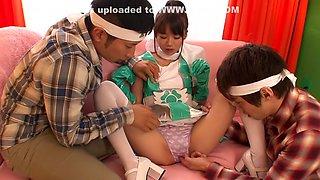 Best Japanese whore Asuka Hoshino in Horny JAV censored Fingering, Hairy video