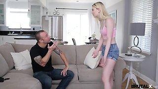 Punish Slutty Stepsis - Lily Rader