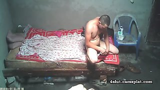 Asian prostitute raw sex with costomer