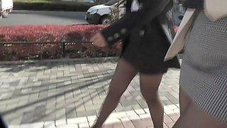 Exotic Japanese girl in Amazing HD, Upskirt JAV movie