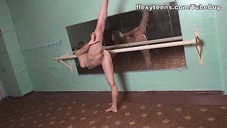 Rita Luganskaja - Gymnastic Video