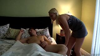 Vanessa Cage Has Daddy Desires