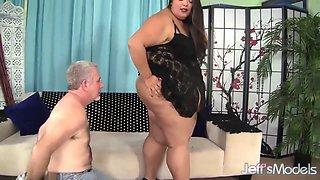 Lorelai Givemore In Fatty Latina Bbw Wide Load Sex