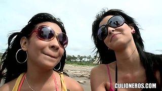 Daniela and Luchy always run from their destiny