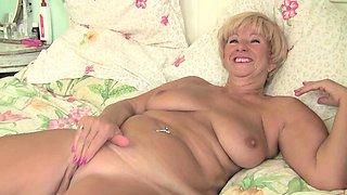 British grannies are craving orgasmic pleasure