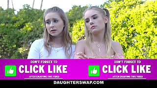 Natalie Knight In Daughter Pussy Swapping Party