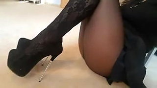 Sexy new outfit  ...feeling really horny
