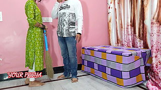 yourpriya - Kam wali paise lekar khub chudi, Hindi Roleplay