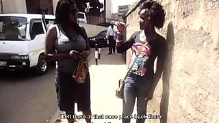 Pulsing Orgasms for Black Lesbian Lovers