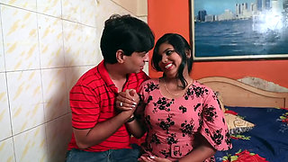 Indian Web Series Sexy Wife Sapna Loves Her Husband So Much