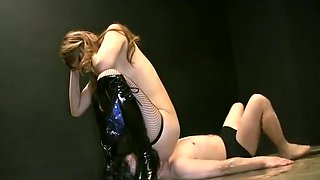 Japanese Femdom Face Farts + Piss 2