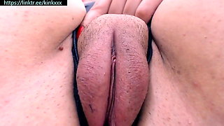 15 inch BBC strapon – topless