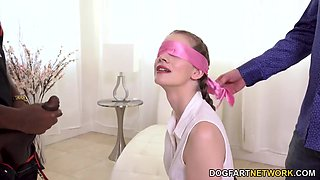 Pigtailed Amateur Gets Anniversary Bbc From Cuckold - Rico Strong