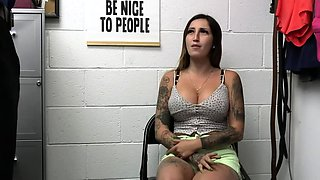 Anna Chambers need to obey the officers commands to be free