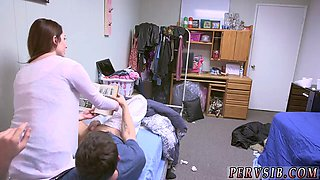 Teen babe dildo ride and russian gets fucked in private school She massages up and down