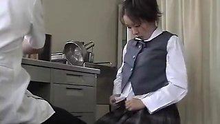 doctor fucks schoolgirl
