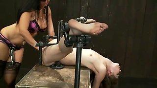 Tied fucked
