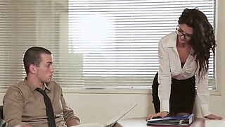 instagram wife office obsession alexa tomas and joel finding