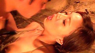 Horny Japanese slut Miyu Kotohara in Exotic outdoor, big tits JAV scene