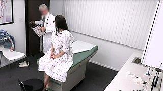 Doctor fucks hot big tit patient for keeping a secret