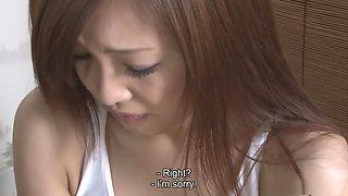 Suzuka Ishikawa Gets Punished After Her Cunt Gets Wet During Masturbation