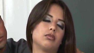 Office mate hot fuck