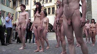 Naked on Stage-78 N8