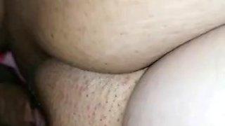 Pregnant arab lebanese cum three times
