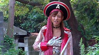 Hottest Japanese slut Aino Kishi in Amazing JAV censored Hardcore, Blowjob scene