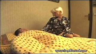 I am Pierced, granny getting her ass filled