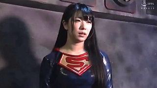 Futanari Heroine Super Lady