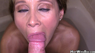 Hot Wife Rio in TABOO MOMMY TALK  17
