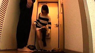 Subtitled POV Japanese AV busty bath blowjob handjob