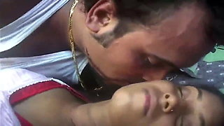 Andhra sisters Pavitra and Bavi sex with old man