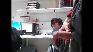 My big dick flashing, just hard for my COWORKER